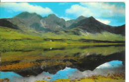 Loch Slapin And Blaven, Isle Of Skye - Inverness-shire