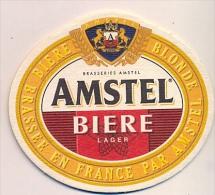 #D75-037 Viltje Amstel - Sous-bocks