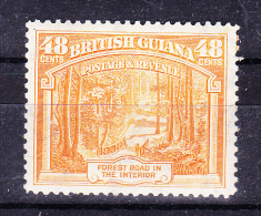 BRITISH GUIANA   1938/45  , Def´s Set - Landscapes   , Y&T  #   168-48 C   Cv   0.65 E ,  ( 2008 ) * MH , VF - Guyana Britannica (...-1966)