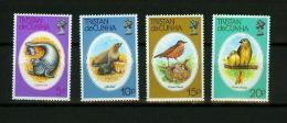 Tristan Da Cunha 1979,6V.uccelli,birds,vögel,oiseaux,pajaros,MNH/Postfr,E3827it) - Vogels