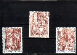 MALI.  KM 658.  POSTFRIS Z PLAKKER - Mali (1959-...)