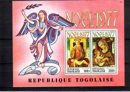 TOGO.  KM 661.  POSTFRIS Z PLAKKER - Togo (1960-...)