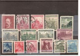 BOHEME ET MORAVIE - LOT DE TIMBRES - Used Stamps