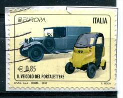 Italie 2013 - YT 3365 (o) Sur Fragment - 2011-...: Usati