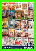 PUBLICITÉ - ADVERTISING -  IKEA -  25 ANS D'IDÉES NEUVES - 25 ANS DE DESIGN DÉMOCRATIQUE EN FRANCE ! - 2006 - - Publicité