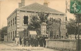 SAINT MIHIEL ENTREE DES CASERNES DU 161e REGIMENT D'INFANTERIE - Saint Mihiel