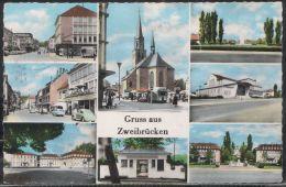 D-66482 Zweibrücken - Alte Ansichten Um 1959 - Zweibruecken