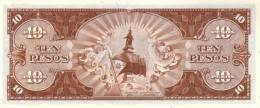 PHILIPPINES P. 136f 10 P 1969 UNC - Filippine