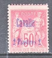 CAVALLE  6    * - Cavalle (1893-1911)