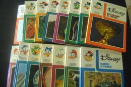 Enciclopedia disney 15 volumi 1973