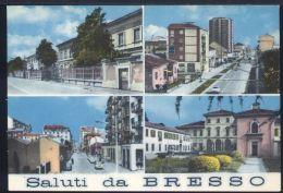 WB490 SALUTI DA BRESSO - Altre Città