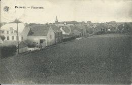 Perwez - Panorama … De La Commune  - 1924 ( Voir Verso ) - Perwez