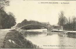 CPA 51 Chalons Sur  Marne  La Passelle        1 - Châlons-sur-Marne