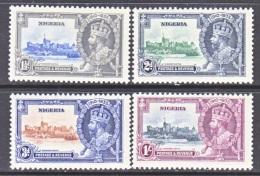 NIGERIA  34-7   * - Nigeria (...-1960)