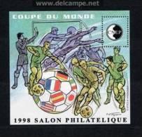 SUPERBE BLOC CNEP - TIRAGE LIMITE N° 26 NEUF MNH Sport Football Coupe Du Monde - CNEP