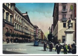 202/500 - NAPOLI , Corso Umberto . Viaggiata Nel 1960 . - Napoli