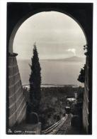 205/500 - CAPRI , La Funicolare . Viaggiata Nel 1955 - Napoli