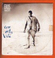 1 Cd 2 Titres Cose Della Vita Ramazzoti, Eros - Musique & Instruments