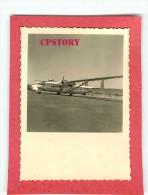 Avion HUREL DUBOIS HD 31 Sur L´Aéroport De Bamako - Airport  - Aviation Air France ? Avion Cargo - 1946-....: Moderne