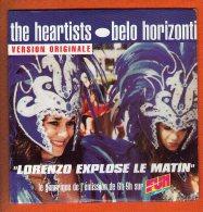 1 Cd 2 Titres Belo Horizonti The Heartists - Filmmusik