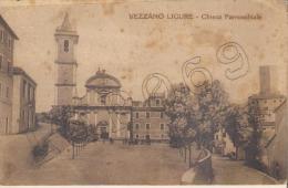La Spezia - Vezzano Ligure - Chiesa Parrocchiale - La Spezia