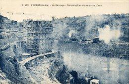 B2803 Eguzon - Le Barrage - France
