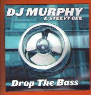 1 Cd 3 Titres Drop The Bass Murphy, Dj - Dance, Techno & House