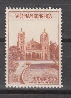 Viet Nam   Scott No. 107   Mnh   Year  1958 - Vietnam