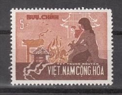 Viet Nam   Scott No. 286   Mnh   Year  1966 - Vietnam