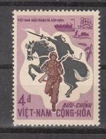 Viet Nam   Scott No. 297    Mnh   Year  1966 - Vietnam