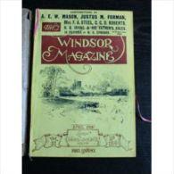 Windsor Magazine N° 184 : W.R.Symonds, H.B.Irving, C.G.D.Roberts, F.A.Steel - Littéraire