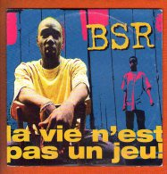1 Cd 1 Titres Bsr -  - La Vie N'est Pas Un Jeu - Rap & Hip Hop