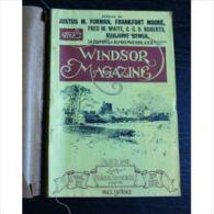 Windsor Magazine N° 183 : Justus M.Forman, Frankfort Moore, Alfred Persons. 1910 - Littéraire