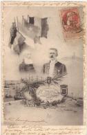 ACP - CPA -RARE 1905 - Congrès Mondiale D'expansion économique - Anniversaire De L'Indépendance Belge - Ecrite - Timbrée - Unclassified