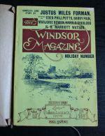 Windsor Magazine N° 188 : Justus M.Forman, Eden Phillpotts, Barry Pain, Marjorie Pain. 1910 - Littéraire