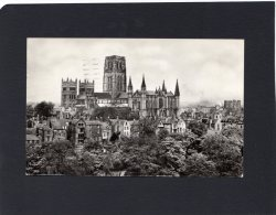 """44914     Regno  Unito,    Durham  Cathedral  From  St.  Oswald""""s,  VG  1961 - Durham"""