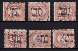 1918. Italien Portomarken Venezia :) - Italy