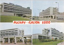 AULNAY SOUS BOIS.........LE CENTRE COMMERCIALE GALION 3000 - Aulnay Sous Bois