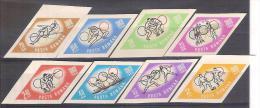 ROMANIA GIOCHI OLIMPICI TOKYO 64´ (YVERT 2032/39 N.D.)  SPORTS VARI  MNH - Summer 1964: Tokyo