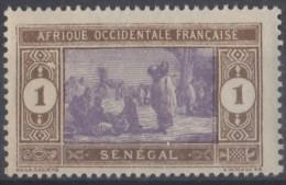 N° 53 - X X - ( C 738 ) - Senegal (1887-1944)