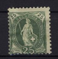 Schweiz Michel No. 59 Y c a * ungebraucht