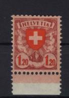 Schweiz Michel No. 159 y ** postfrisch