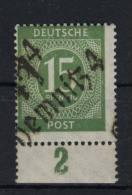 SBZ Michel No. I i II ** postfrisch / Bezirk 14