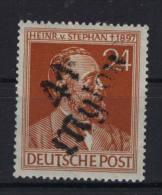 SBZ Michel No. III a X * ungebraucht / Bezirk 41 Mylau