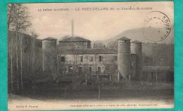 RR  - CPA  DROME (26)  LE POET-CELARD- CHATEAU ST-ANDRE - - Frankreich