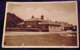 1900-20s? Southampton. Fawley School RP Unused - Southampton