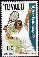 TUVALU   N° 569  * *    Tennis - Tennis