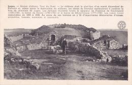 LOGNE : Ancien Château - Tour De Guet - Stavelot