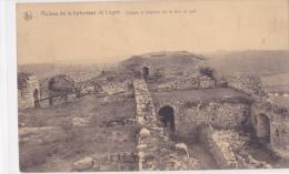LOGNE : Ruines De La Forteresse - Donjon Et Intérieur De La Tour De Guet - Stavelot
