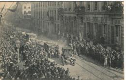 Bruxelles - 1918 - Entrée Du Roi Et Des Troupes Alliées - Passage De M.Max En Automobile - Nels/Thill - 2 Scans - Guerre 1914-18